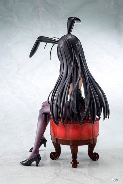 20cm Accel World Kuroyuki Hime Action Figure Anime Doll PVC New Collection figures toys brinquedos Collection