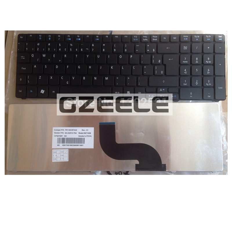 Brazil Keyboard FOR ACER eMachine E440 E640 E640G E642 E642G G460 G460G E730G E730Z E730ZG e732g e732z g443 BR laptop keyboard