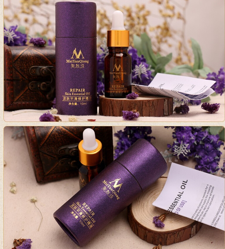 Scar Repair Skin Essential Oil Lavender Essence Skin Care