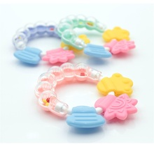 Colorful Baby Teether Toy