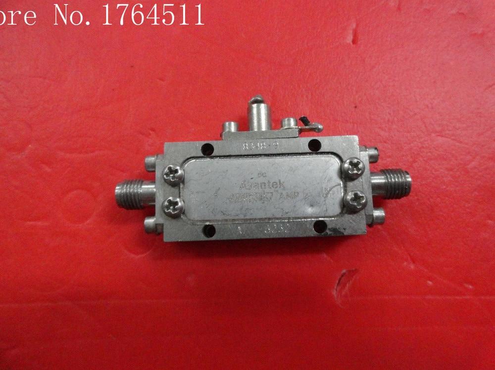 [BELLA] AVANTEK AFT-6232 15V SMA Supply Amplifier