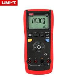 UNI-T UT705 o wysokiej wydajności wysoka stabilność pojedyncza funkcja pętli kalibrator