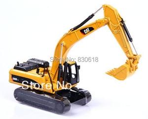 1:50 DieCast Norscot Caterpillar cat 336D L Hydraulic Excavator Metal Track 55241 Construction vehicles toy(China)