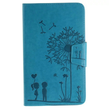 купить Magnet Stand Cover Pu Leather Case For Samsung Galaxy Tab E 8.0 T377 T375 T377V SM-T377 Smart Tablet Cover Flip Cases + Stylus дешево