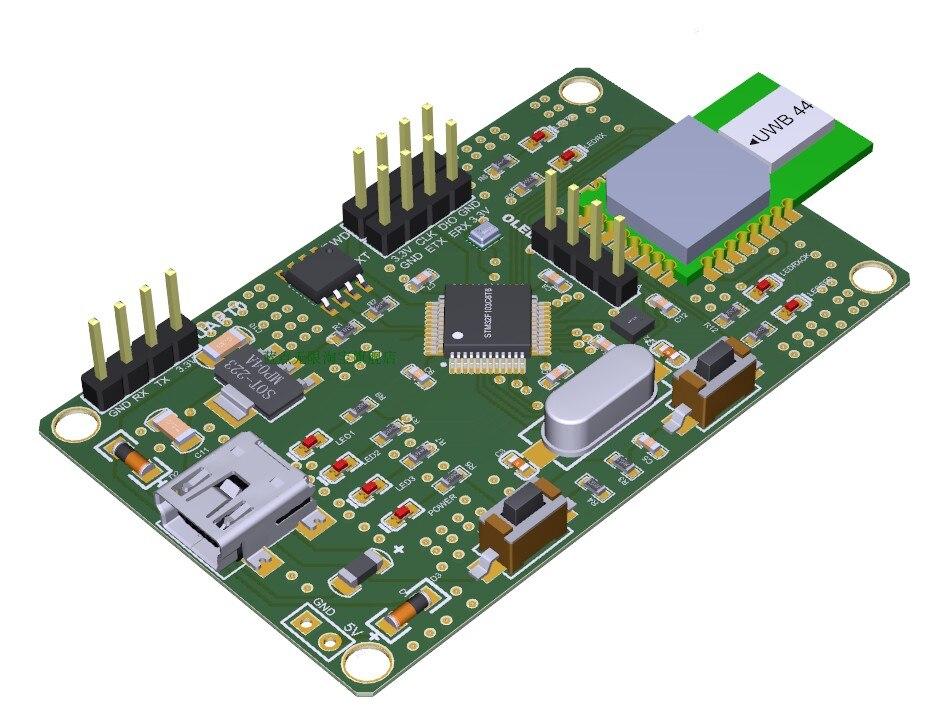 For Uwb Positioning Dwm1000 Positioning UWB Positioning Module UWB Indoor Positioning Uwb Ranging UWB Ranging