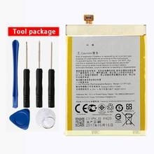 Orginal C11P1325 Phone Battery For ASUS ZenFone6 Z6 A600CG T00G A601CG 3330mAh
