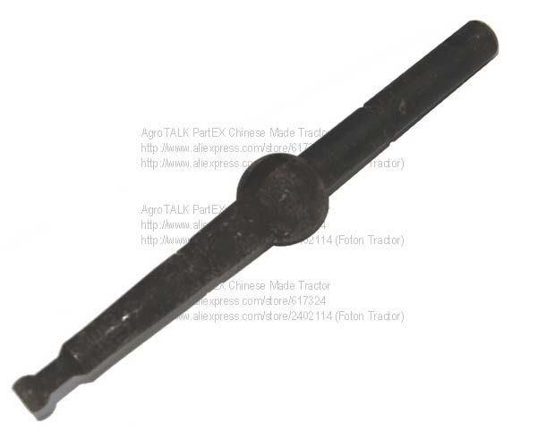 Foton lovol tractor parts, the lower shift lever, part number:  FT800A.37.306A