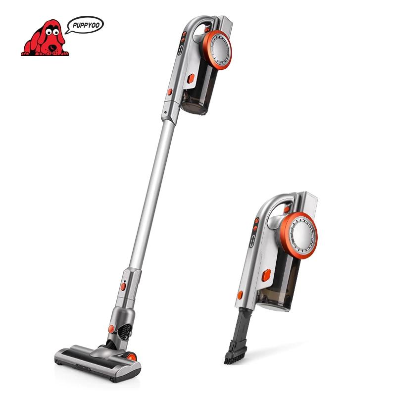 все цены на Wireless Vacuum Cleaner Puppyoo A9 онлайн