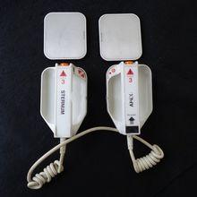 FÜR ZOLL M Serie E Serie Defibrillator Bord Griff Original Teile Reparatur Austausch