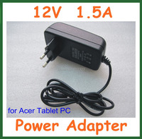 12V 1 5A 18W Tablet Battery Charger For Acer Iconia Tab W3 W3 810 A100 A101