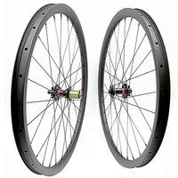 29er mtb ruote D791SB/D792SB boost 110x15 148x12 ruote di bicicletta 35x25mm senza camera d'aria rodas 29 mtb del carbonio della bici ruote-in Ruota per bicicletta da Sport e intrattenimento su