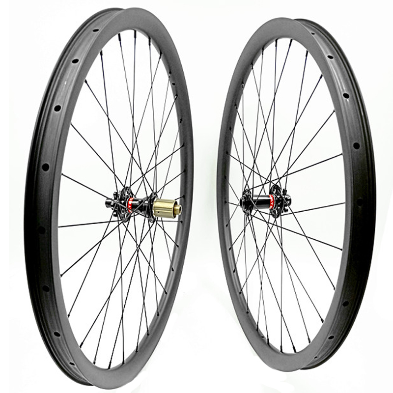 Mtb 29er rodado D791SB/D792SB impulso 110x15 148x12 milímetros bicicleta rodas 35X25mm tubeless rodas 29 carbono mtb rodas da bicicleta