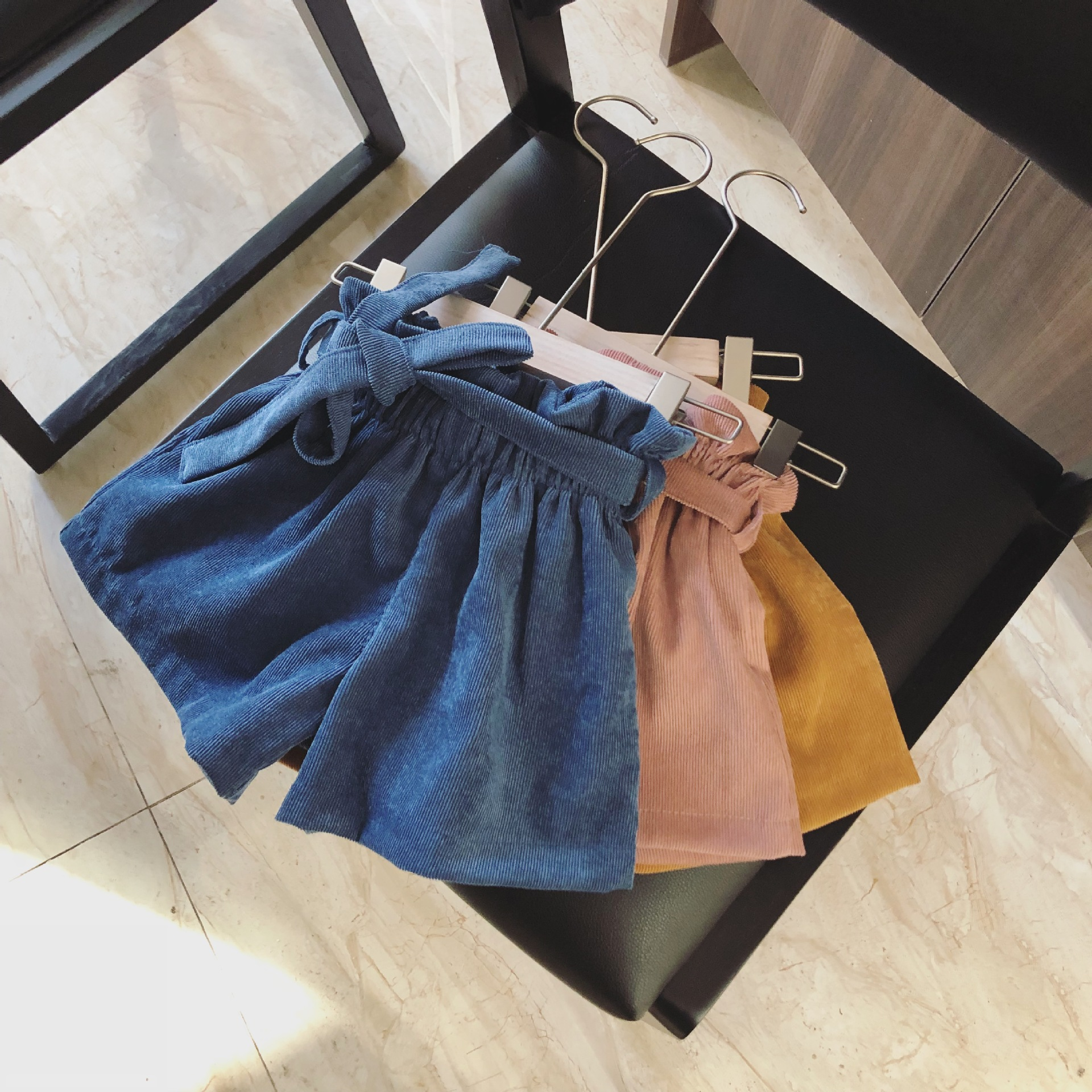 Girl   Short   Pants Kids Female Baby Candy Colored   Shorts  . Cheap-clothes-free-delivery   Short   Pants Girls