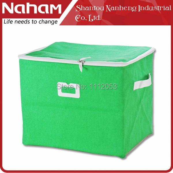 NAHAM Multipurpose Free Shipping Hot Sale Folding Storage Box For Bra Underwear Socks