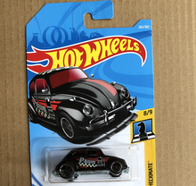 New Arrivals 2018 8L Hot Wheels 1:64 new volks black beetle Car Models Collection Kids Toys Vehicle For Children hot cars