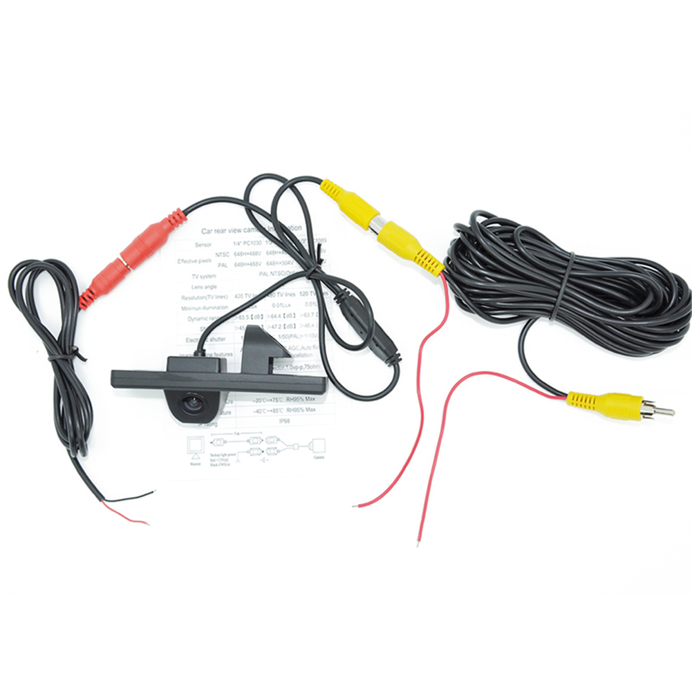 Factory selling Special Car Rear View Reverse backup Camera rearview parking For CHEVROLET EPICA/LOVA/AVEO/CAPTIVA/CRUZE/LACETTI 13