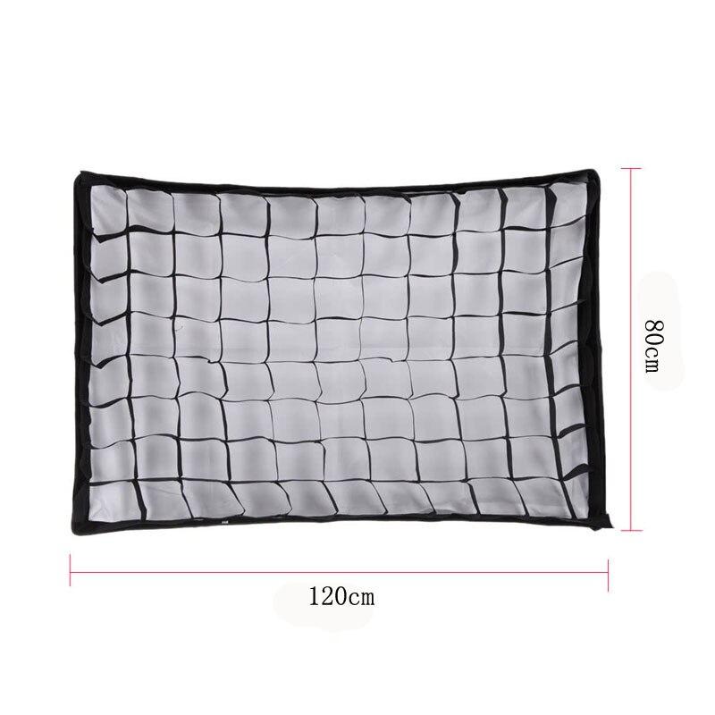 Photo Studio 80cmx120m Softbox Grid Honeycomb For Photography Studio Soft Box