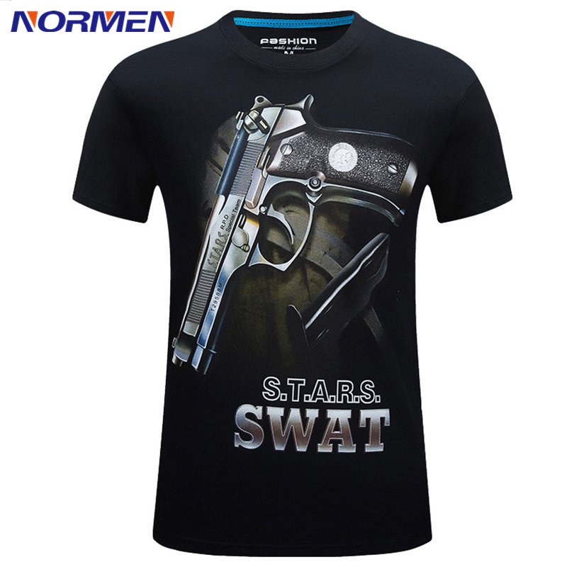 2017 new models 3d cotton short sleeve fashion t for T shirt printing franchise
