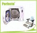 18L Classe B Vácuo Vapor Dental Autoclave Esterilizador com IMPRESSORA e Máquina de Vedação FRETE GRÁTIS