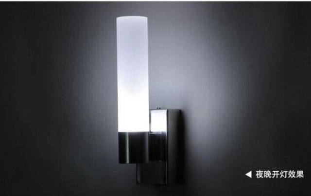 Spiegel koplamp led plafondlamp slaapkamer woonkamer spiegel lamp