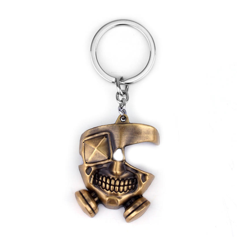 Tokyo Ghoul Keychain Dirty Gold