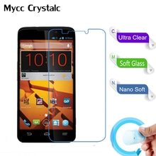 Nano Explosion-proof Soft Glass Protective Film Screen Protector Film for ZTE Boost Max N9520 Film
