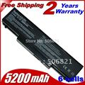 JIGU Laptop Battery 3UR18650F-2-QC-11 90-NE51B2000 90-NFV6B1000Z 90-NFY6B1000Z 90-NI11B1000 90-NIA1B1000 A32-F2 A32-F3 For Asus