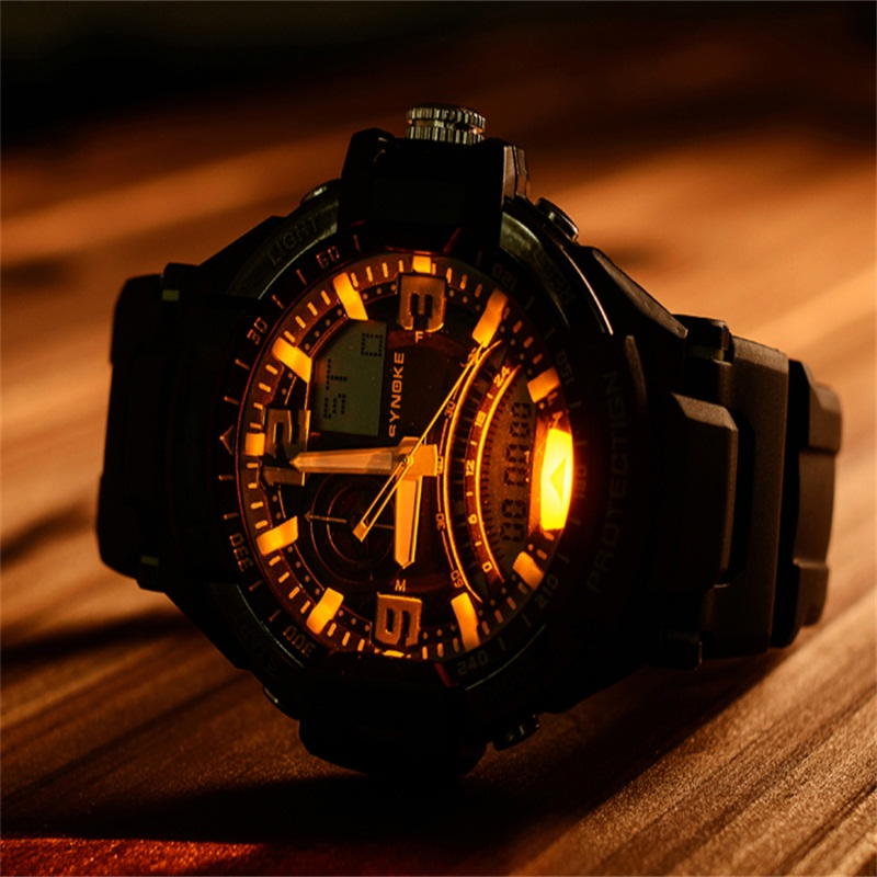Hot Hot sale Fashion New Multi Function Military Digital LED Quartz Sports Wrist Watch Waterproof Clock