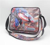 Cinematográfico Marvel Capitán América mochila bolso de la Computadora mochila bolsa de la escuela