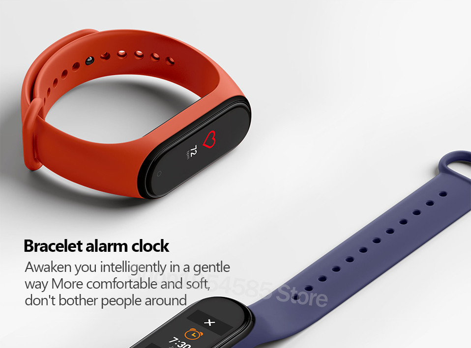 Xiaomi Mi Band 4 Smart Watch Standard Version Heart Rate Activity Fitness Tracker Smart Band Bracelet Colorful Display 2019 New (23)