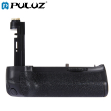 PULUZ Battery Grip For Canon Vertical Camera Battery Grip For Canon EOS 7D Mark II Digital SLR Camera цена