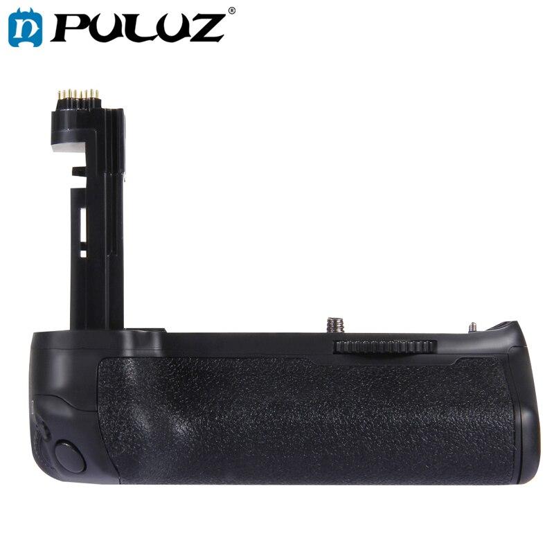 Poignée de batterie PULUZ pour appareil photo Vertical Canon poignée de batterie pour appareil photo reflex numérique Canon EOS 7D Mark II