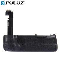 Puluz aperto da bateria para canon câmera vertical aperto da bateria para canon eos 7d mark ii câmera digital slr