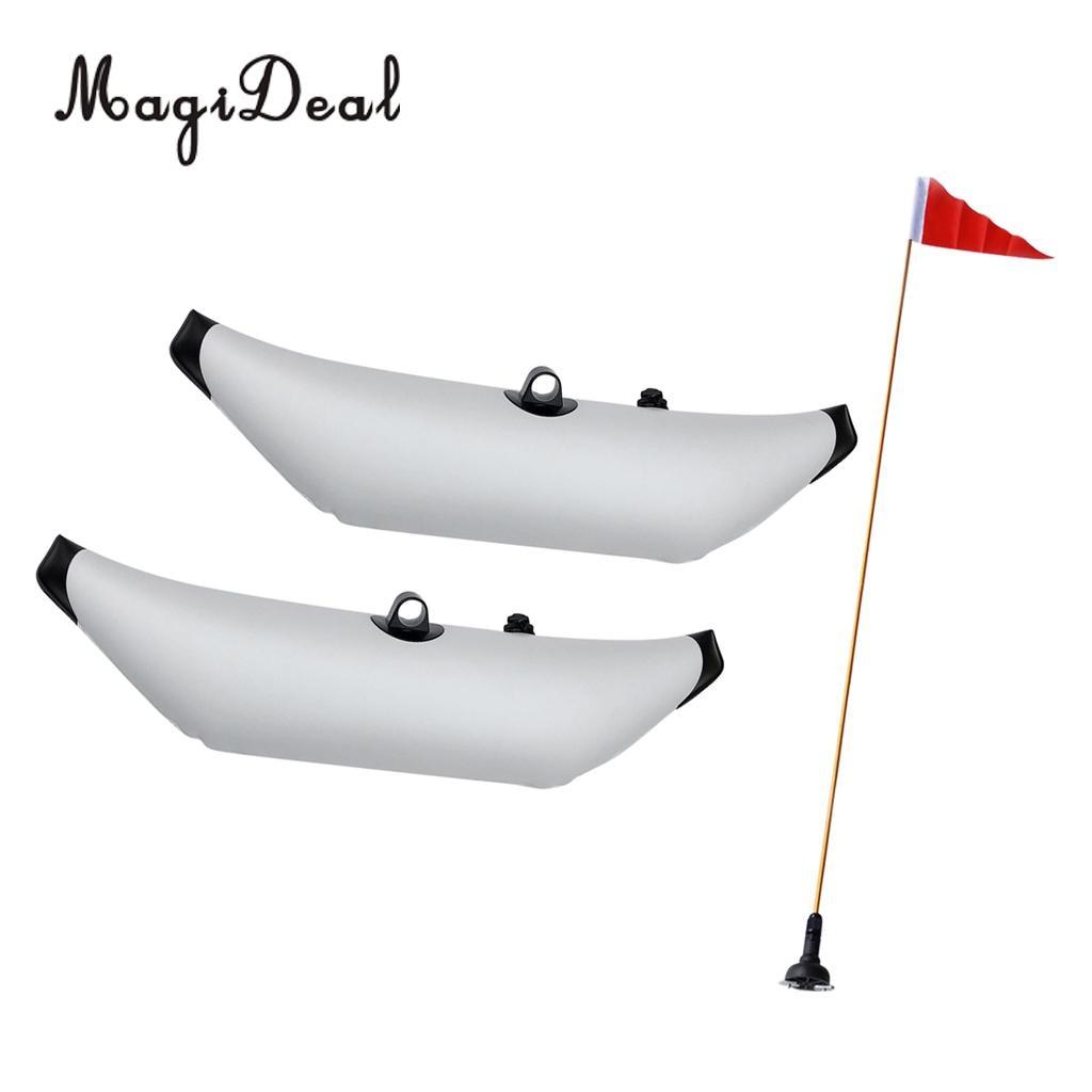 Universal Kayak Flag Mount Base Marine Fishing Boat Canoe Part Accessories