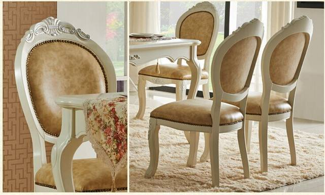 Online Shop Newest Wholesale Europe classic style dining room sets ...