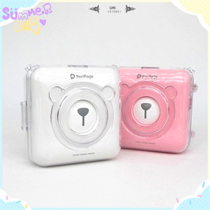 Image 3 - Bluetooth Wireless Small Thermal Printer Picture Mobile Photo Printer Mini Printer Portable Photo Printer for Android iOS phone