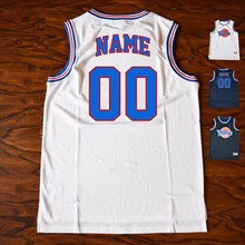 7b8e0c7eb47d5 MM MASMIG Customized Space Jam Tune Squad Basketball Jerseys - Custom Your Space  Jam Jerseys with