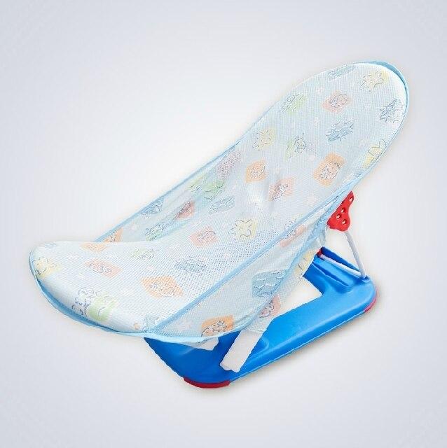 Ребенок принять душ принять душ ванна шампунь стул складной стул кресло-качалка кадр