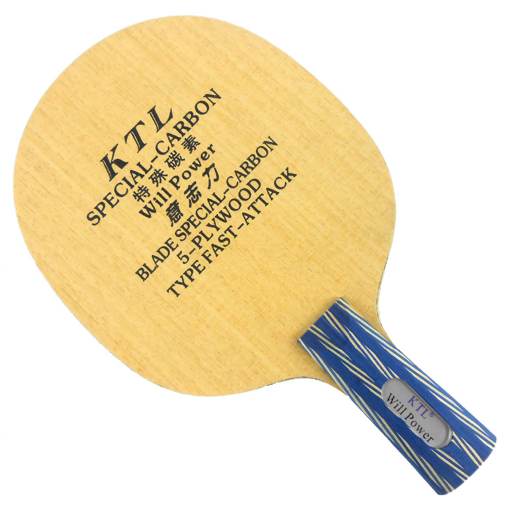 KTL Will Power SPECIAL-CARBON penhold short handle CS Table Tennis Blade penhold short handle CS presidential nominee will address a gathering