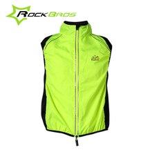 ROCKBROS Cycling Bike Bicycle Cycle Riding Wear Vest Wind Vest Windvest Windcoat Sleeveless Jersey Jacket Green, 4 color