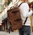 new 2017 Notebook computer old men travel large canvas capacity packet  men messenger bags men travel bags leather bags