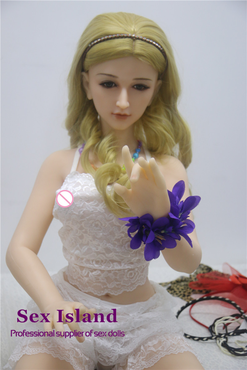sexisland  dolls New Real Full Solid Silicone 125cm Lifelike Blonde Girl Oral Sex Doll For  Men realistic Full Body Love Dolls With Skeleton-in Sex Dolls from Beauty &  Health ...