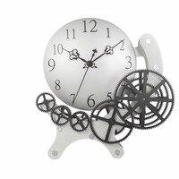 Creative Pendulum Clock Wall Clock Modern Design Pow Patrol Watch Mechanism Modern Decor Unique Style Wall Watch Clocks 3DBGV59
