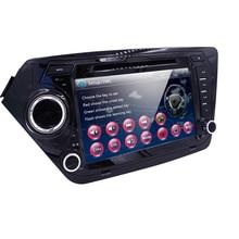 Русский menu1080P видео стерео радио для Kia Rio K2 8 дюймовый dvd-плеер GPS 2din сенсорный экран RDS BT SWC навигации МЖК карта