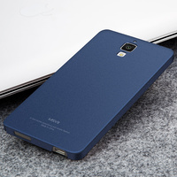 Xiaomi Mi4 Case Xiaomi Mi4 Cover Original MSVII Slim Smooth Matte Hard Back Cover Mobile Phone