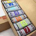Newest 7 Pairs/set Men Boys Casual Dress Cotton 7days Week Comfortable Men's Socks