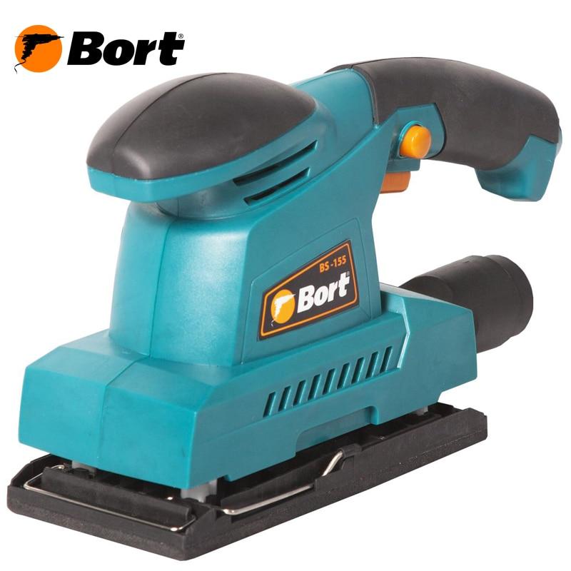 Finishing sander Bort BS-155 цена