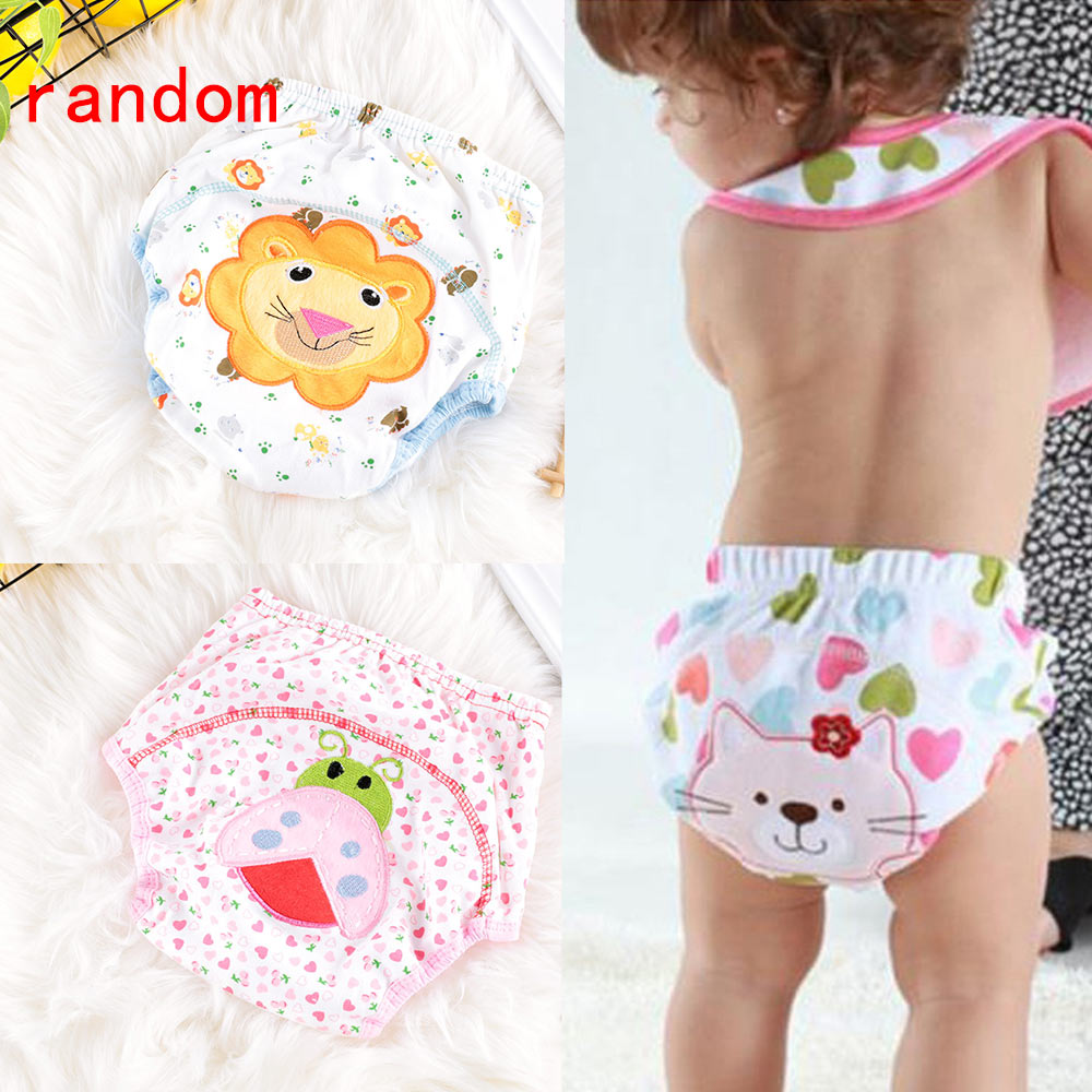 Baby Diapers Reusable Real Cloth Pocket Nappy Diaper Cover Wrap Suits Birth Potty Nappy Diaper Cover Wrap Training Pants