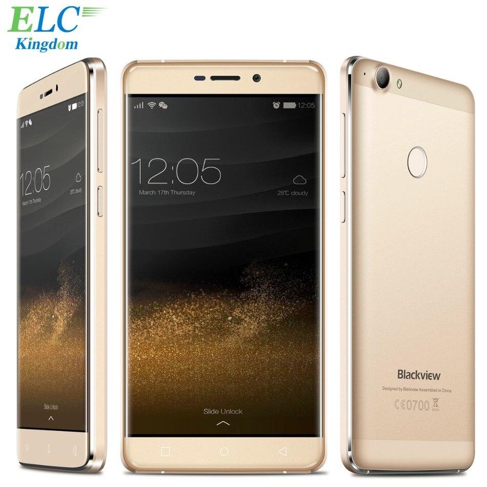 Original 5 5 Blackview R7 4G LTE font b Smartphone b font Android 6 0 MTK6755