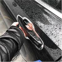 Applicable 17 18 for Volvo s90 door bowl stainless steel door bowl decorative s90 refitting supplies car accessories
